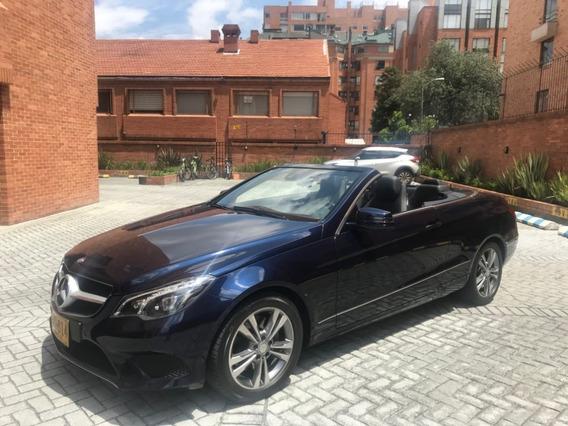 Mercedes Benz E250 Cabriolet At