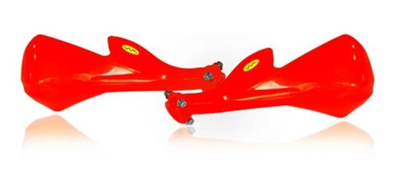 Cubre Manos Cubre Puños Largos T/circuit Cross Enduro Moto