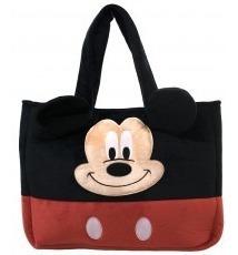 Bolsa De Pelucia Mickey