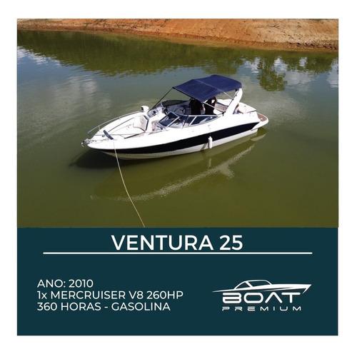 Ventura 25, 2010, 1x Mercruiser V8 260hp - Focker - Magnum