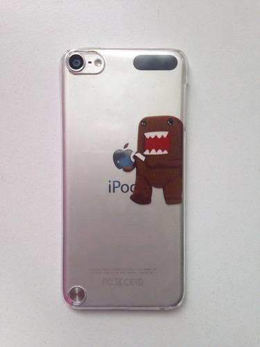 Imagen 1 de 1 de Funda Crystal Case iPod Touch 5 Homero Comiendo