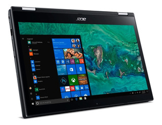 Laptop Acer Spin 3 Core I3 8gb 256gb Ssd 14 Tablet 2 En 1