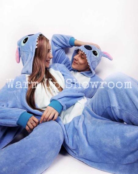 Pijama Kigurumi Stitch, Talle S / M / L / Xl