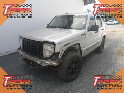 Sucata Jeep Cherokee Sport 3.7 2008 V6 12v / Somente Peças