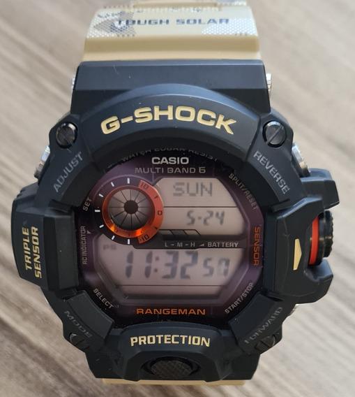 Relógio Cásio G-shock Rangeman Camouflage Gw-9400dcj1