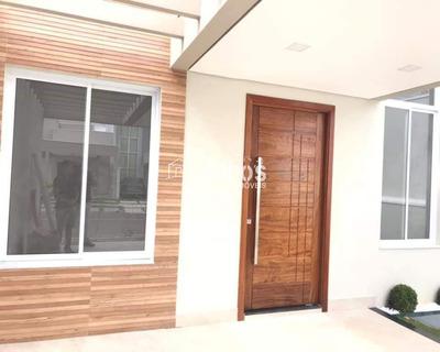 Ótima Casa Assobradada Condomínio Park Real, Indaiatuba/sp, Com 3 Dormitórios (1 Suíte), Parte Superior Com Salão E Área Gourmet, Área Para Hidromassagem. - Sb00509 - 33696304