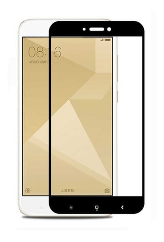 Vidrio Templado Curvo Xiaomi Redmi Note 4x Cubre 100% Visor