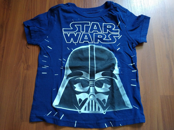 Playera Star Wars 4 Años