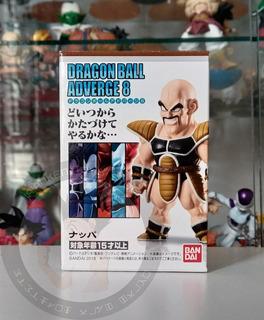 Nappa - Adverge Vol. 8 - Dragon Ball Z