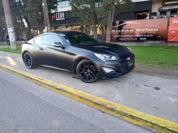 Hyunday Genesis 2.0 Tsi Coupe