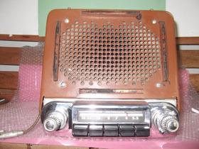 Rádio  Automotivo Antigo Marca Gm   Rg 37  J