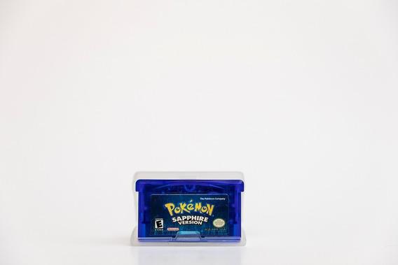 Jogo Pokemon Sapphire (para Gba)