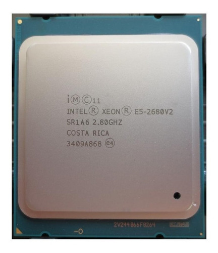 Processador Intel Xeon E5-2680 V2 2.80 Ghz 10 - Core