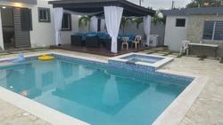 Se Vende Hermosa Casa En Santiago. Proyecto Cerrado $18mm