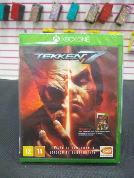 Jogo Xbox One Tekken 7