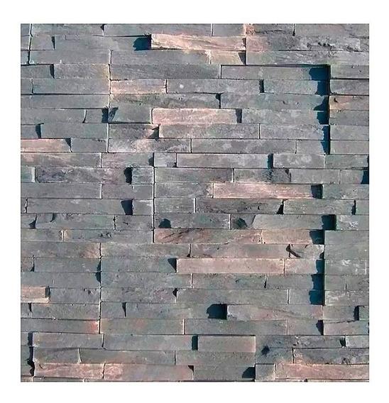 Revestimiento Simil Piedra Ceramico Pared Ecostone Cuotas