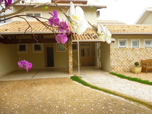 Imagem 1 de 30 de Casa A Venda, Villa Romana, Indaiatuba - Ca03833 - 3460619