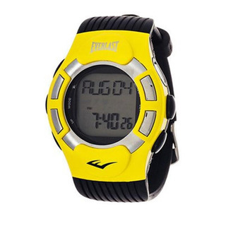 Reloj Everlast Evwhr001ye Gym Fitness Collection Digital Con
