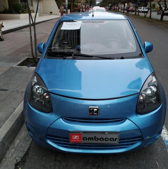 Vehículo Zotye Z100 - Con Garantía De Agencia. Excelentes Co