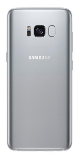 Smartphone Samsung Galaxy S8 Tela 5.8 Memória 64gb Octa-core Câmera 12mp Selfie 5mp 4g Wi-fi Android