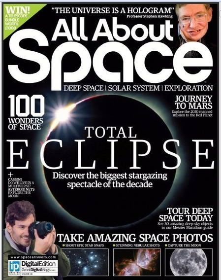 All About Space - Issue 36, 2015