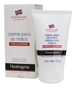 Creme Hidratante Para As Mãos Neutrogena Norwegian 56g