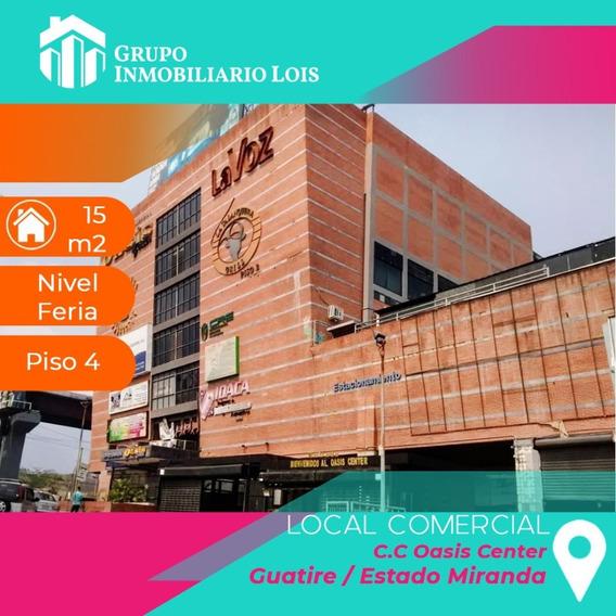 Local En Venta C.c. Oasis Center 04242164550