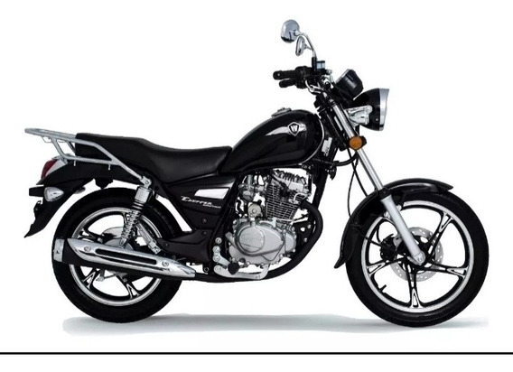 Suzuki Chopper Road 150 - Vanessa