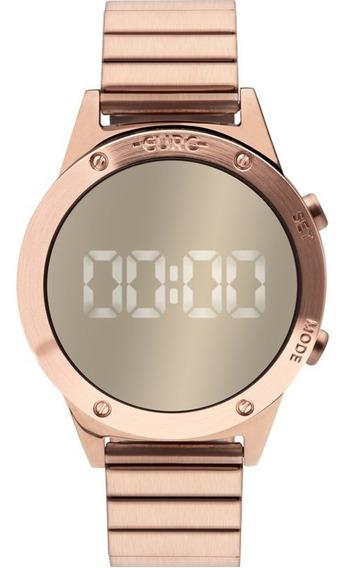 Relógio Euro Feminino Rose Espelhado Eujhs31bac/4d