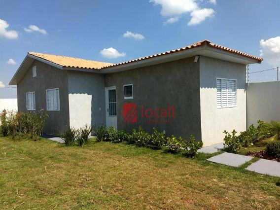 Casa Com 3 Dormitórios À Venda, 55 M² Por R$ 155.000 - Jardim Buritis - São José Do Rio Preto/sp - Ca1506