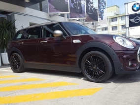 Mini Cooper 2.0 S Top Clubman 16v Turbo Gasolina 4p Automáti
