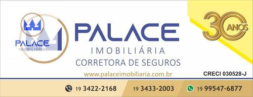 Terreno À Venda, 3000 M² Por R$ 630.000,00 - Santa Rita - Piracicaba/sp - Te0238