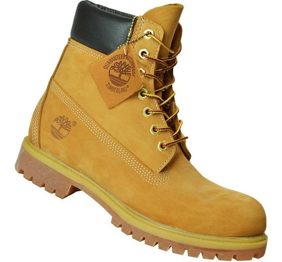 Bota Timberland Yellow Boot 6 M Caramelo