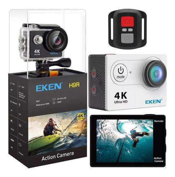 Camera Eken H9r 4k Original Wifi Controle Prova D
