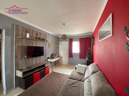 Imagem 1 de 15 de Casa Com 2 Dormitórios À Venda, 67 M² Por R$ 285.000 - Jardim Santa Fe - Bom Jesus Dos Perdões/sp - Ca4594