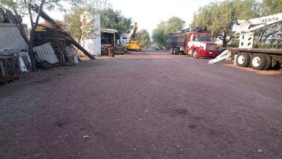 Rento Terreno A Pie De Carretera En Corregidora