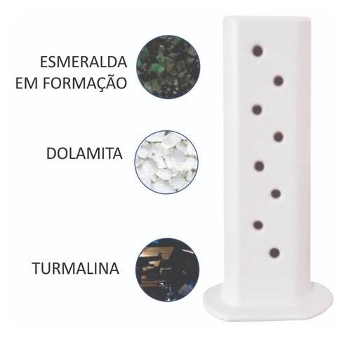 Mineralizador De Água Alcalina - 1 Unid