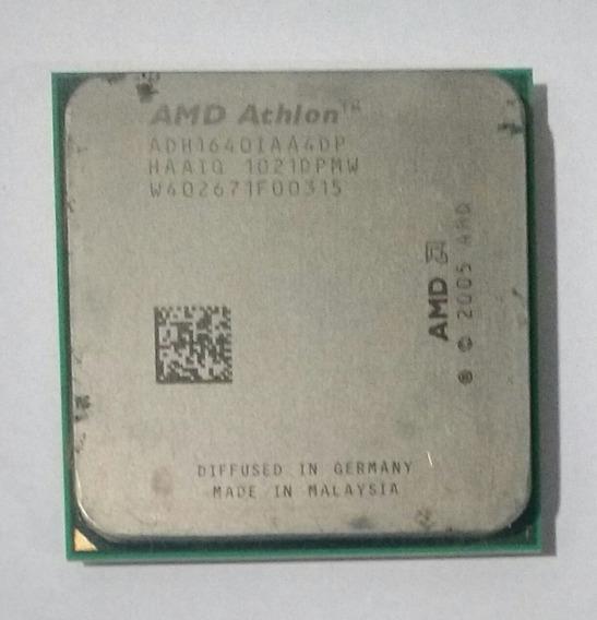Processador Amd Athlon 64 Le-1640 (l2 512kb) Adh1640iaa4dp
