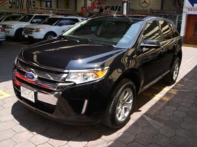 Ford Edge Limited 2013. Aut, Piel, Qcp, Gps, Ra 18 . Mot V6.