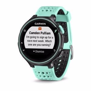 Relógio Monitor Cardíaco Garmin Forerunner 235 Gps Azul
