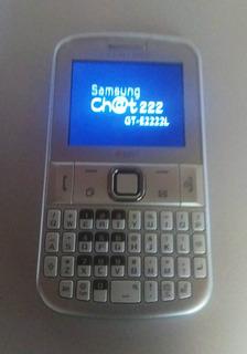 Celular Samsung Ch@t222 Duos