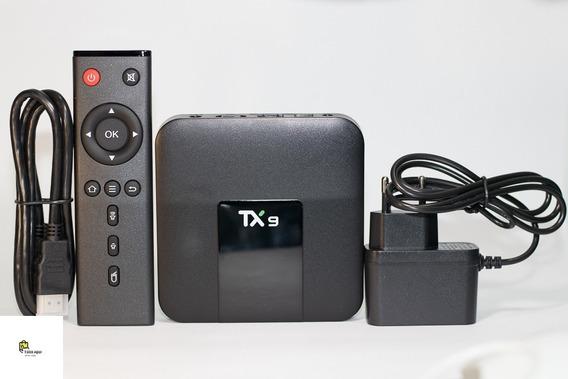 Tv Box Tx-9 Android 2gb 16gb