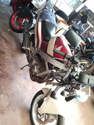 Honda Cbr 450 Aero Sport