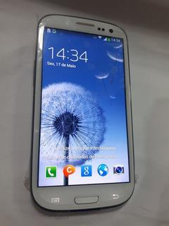 Samsung Galaxy S3 Gt I9300 16gb Siii Branco