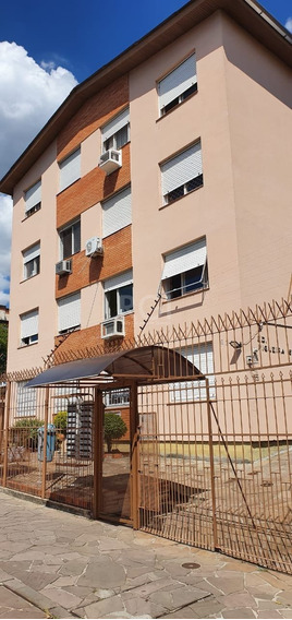 Apartamento Em Jardim Do Salso Com 1 Dormitório - Tr8771