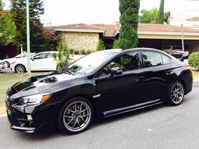 Subaru Impresa Wrx Sti Awd Turbo 2015 Linea Nueva Gti Rs St