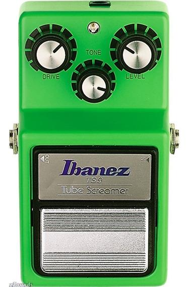 Pedal Ibanez Tube Screamer Ts9 Japan Envio Imediato C/ Nf-e