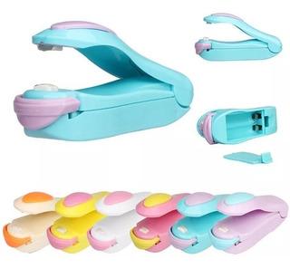 Mini Sellador De Bolsas De Plástico A Base De Calor. Colores