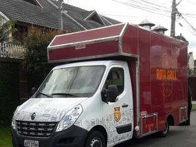 Food Truck - Renault Master 2016 Ótima Oportunidade!!!