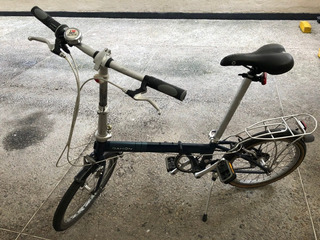 Bicicleta Dobrável Dahon #bike #dahon #foldingbikes